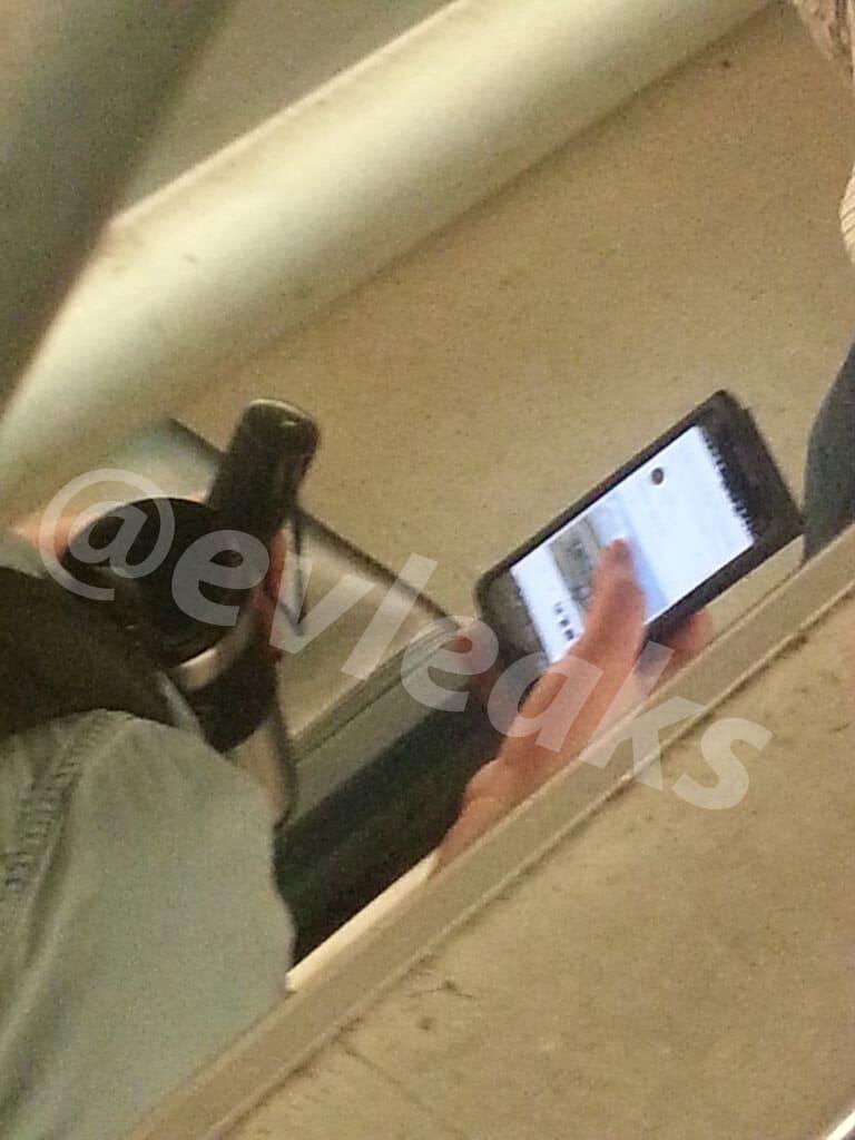 Motorola Moto X+1: è questa la prima foto che lo ritrae dal vivo?