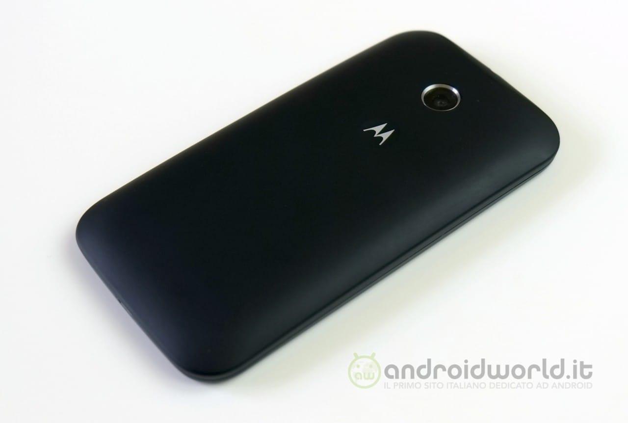 Motorola inizia a testare Lollipop per Moto E in India