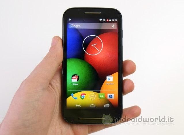 Motorola Moto E 6