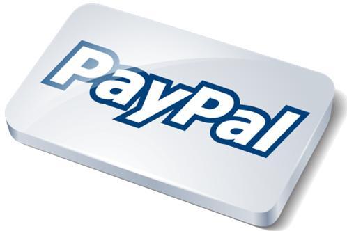 PayPal logo finale
