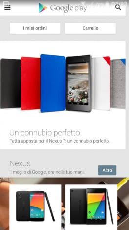 Play Store mobile 1