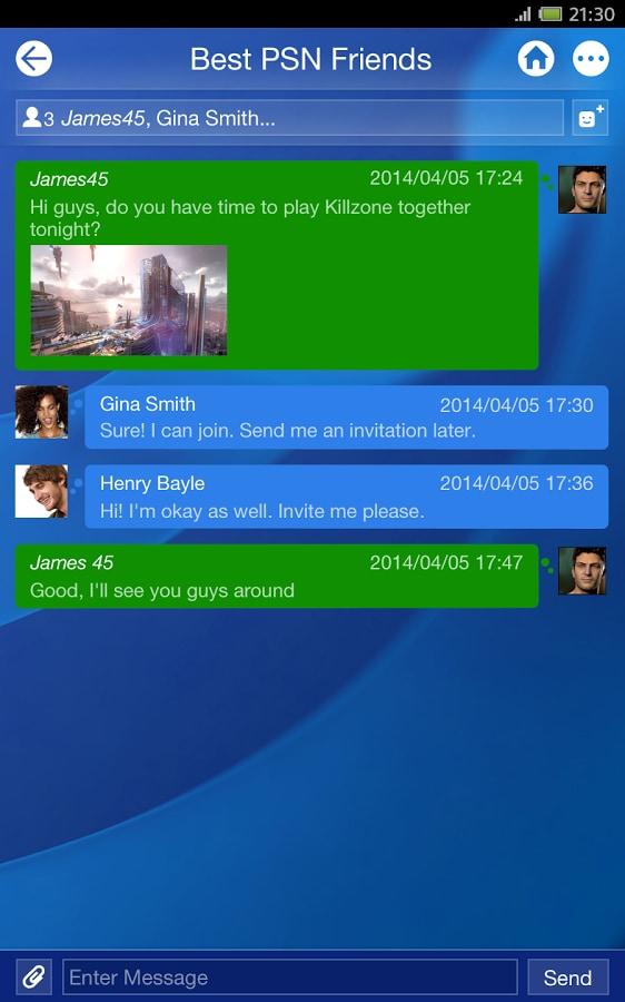 PlayStation App 03