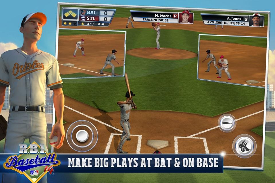 R.B.I. Baseball 14, il gioco ufficiale della Major League Baseball (foto)