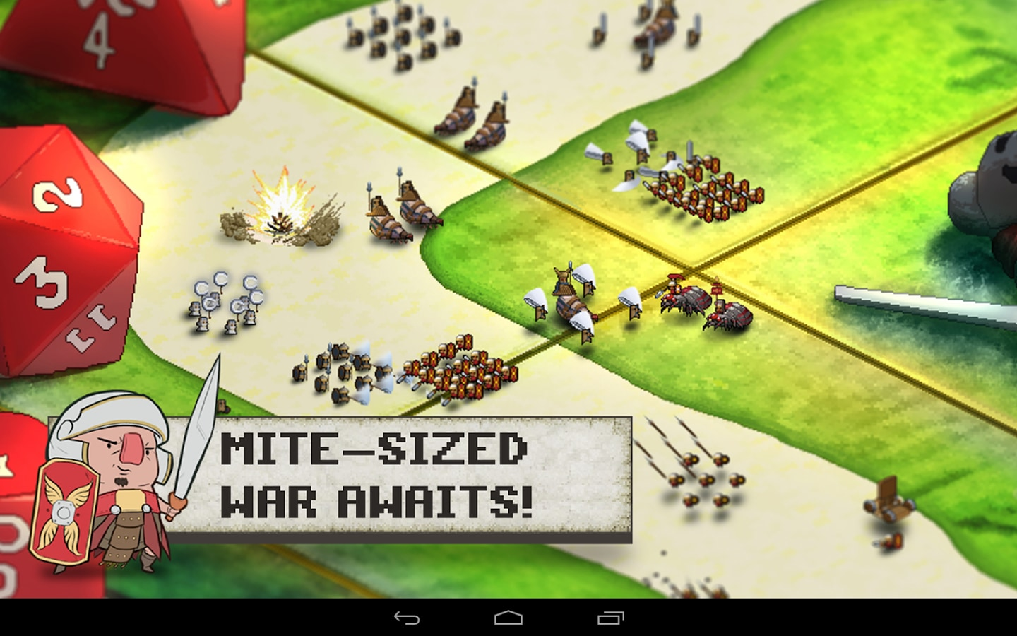 Romans in my Carpet Android (2)
