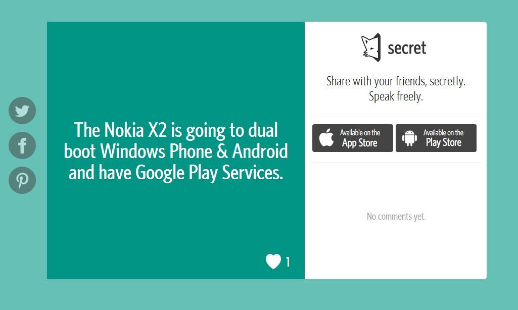 Nokia X2 potrebbe essere dual boot... ma anche no!