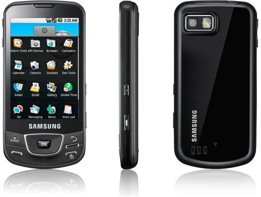 Samsung-I7500-Specifications