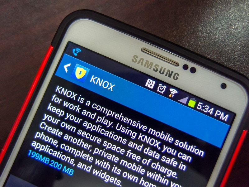 Samsung Knox final