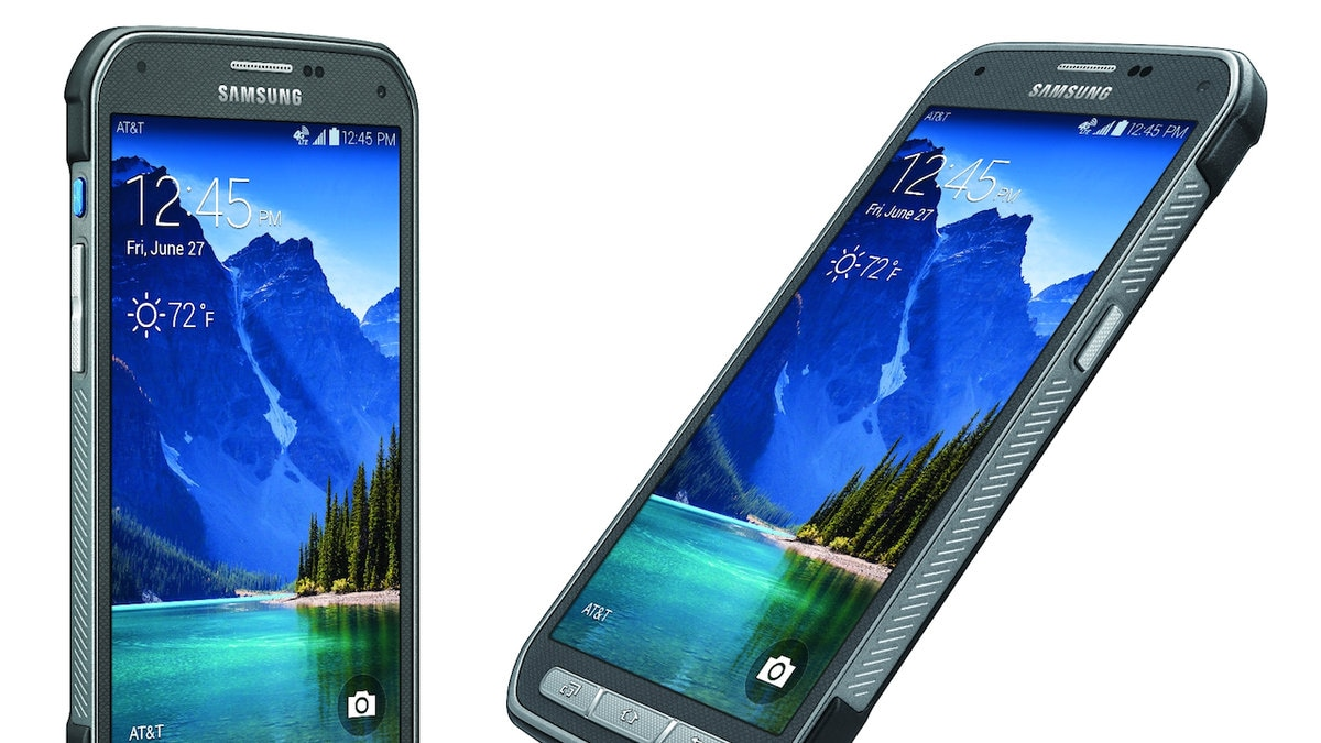 Samsung galaxy S5 Active 2