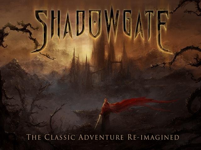 Shadowgate Header