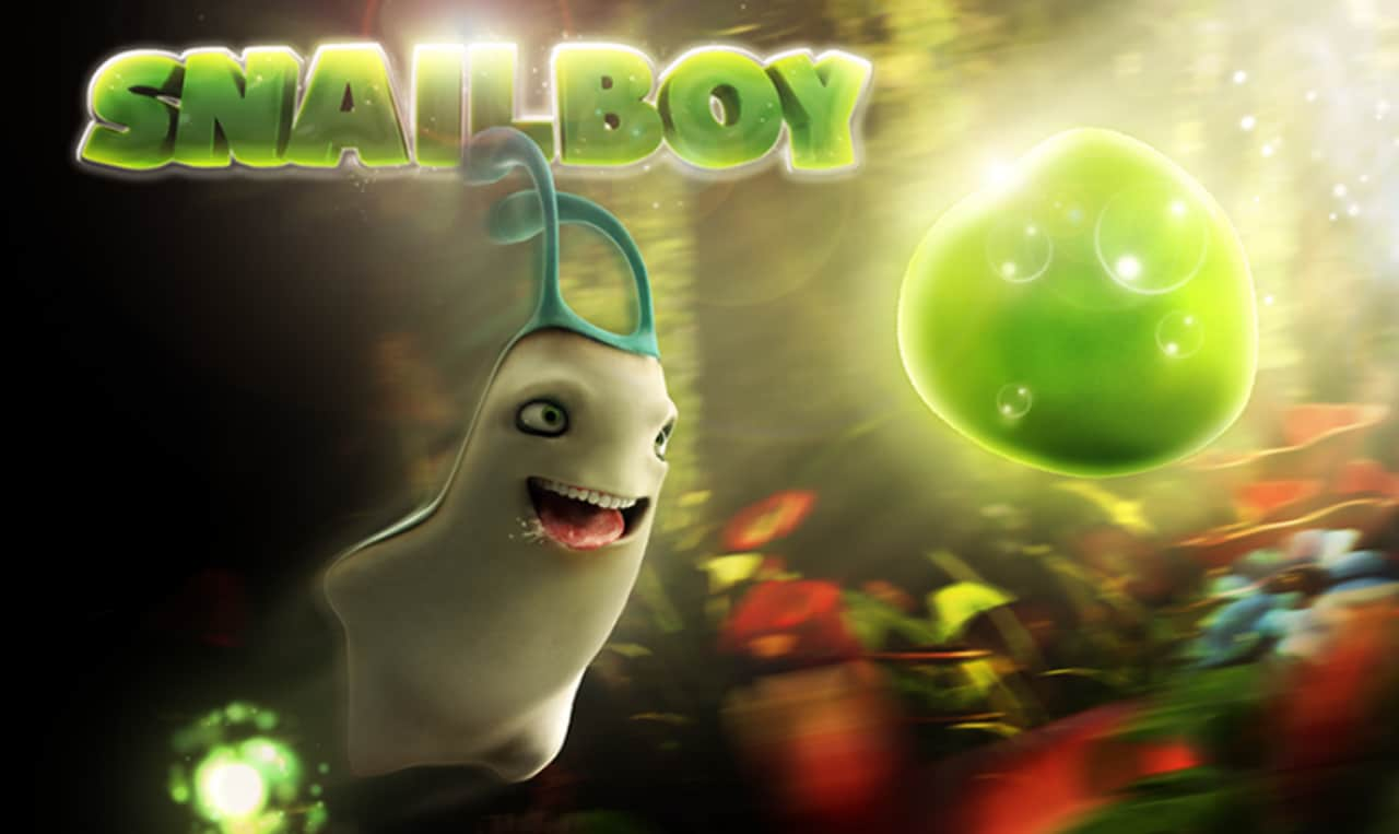Snailboy An Epic Adventure