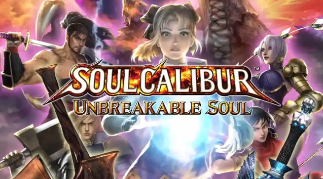 Soulcalibur Unbreakable Soul New Header