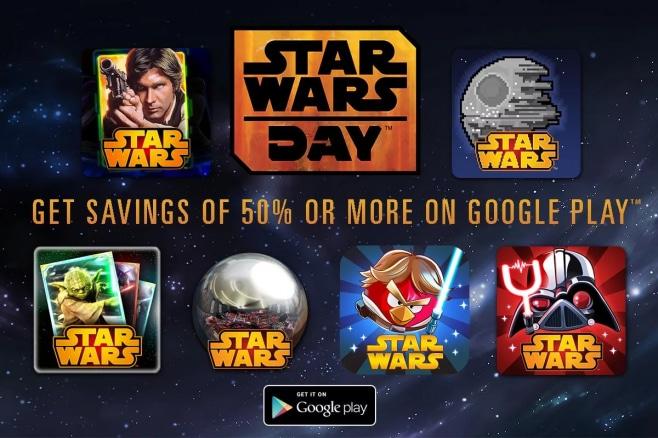 Star Wars Day Sconti