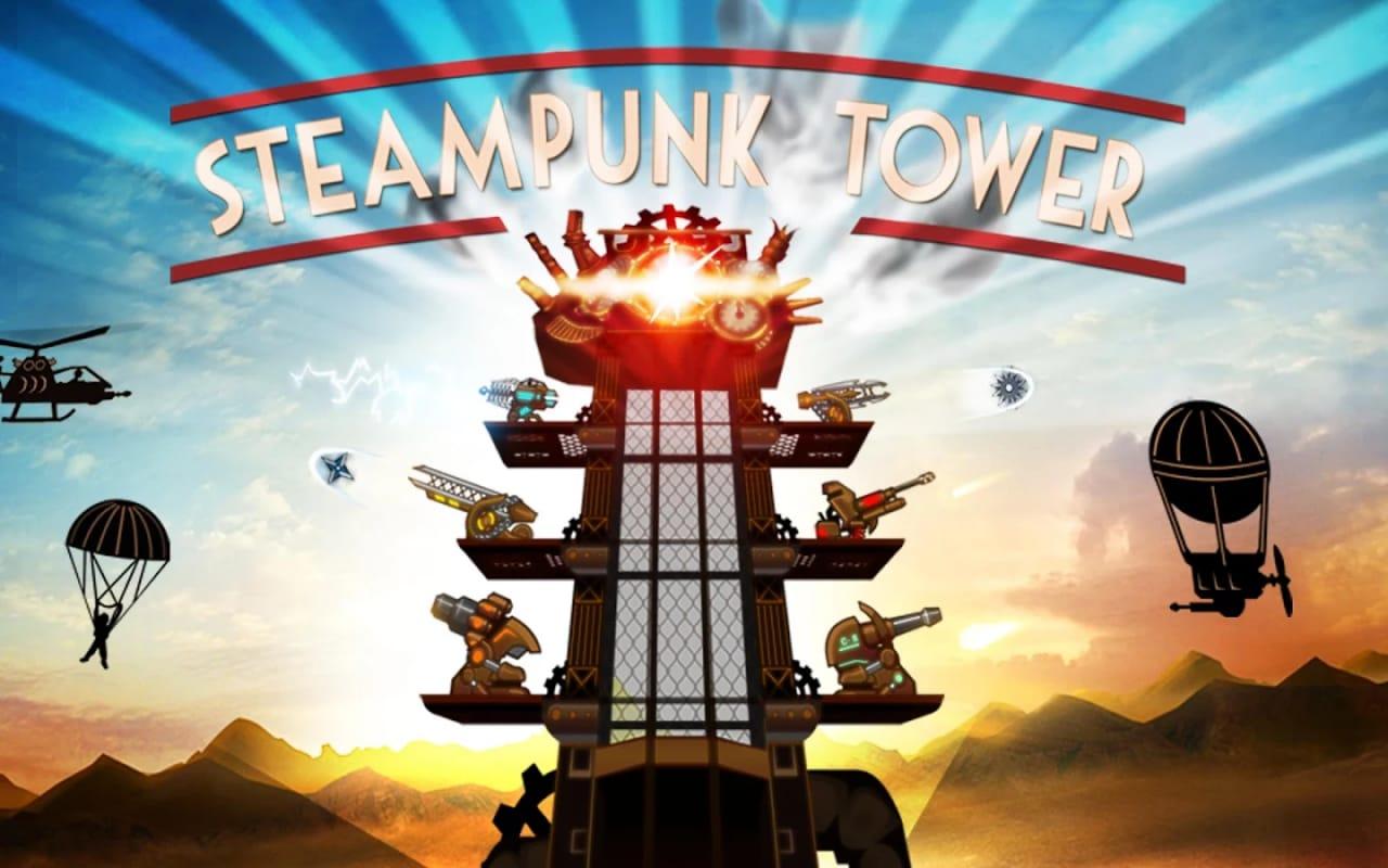 Steampunk Tower: il nuovo tower defense free-to-play di Chillingo (foto e video)