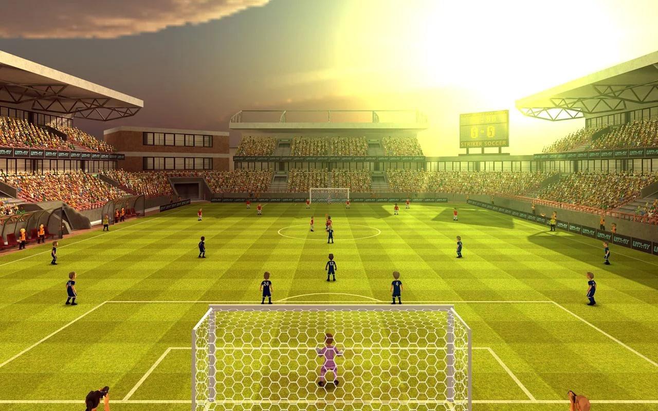 Striker Soccer 2, il nuovo gioco di calcio gratuito di Chillingo (foto e video)