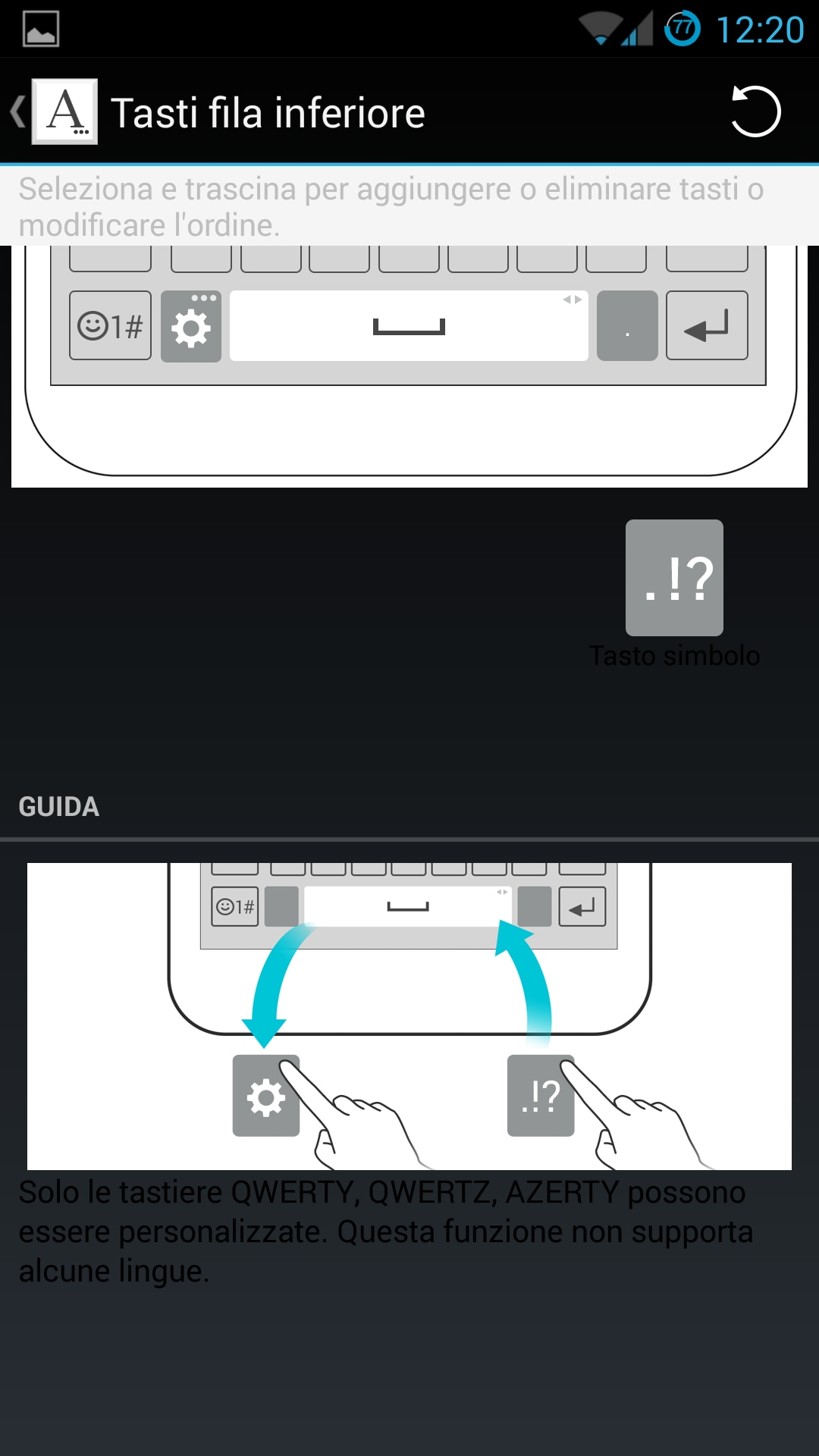 Sfondi Suonerie Tastiera E Altre App Di Lg G3 Gi 224 Pronti