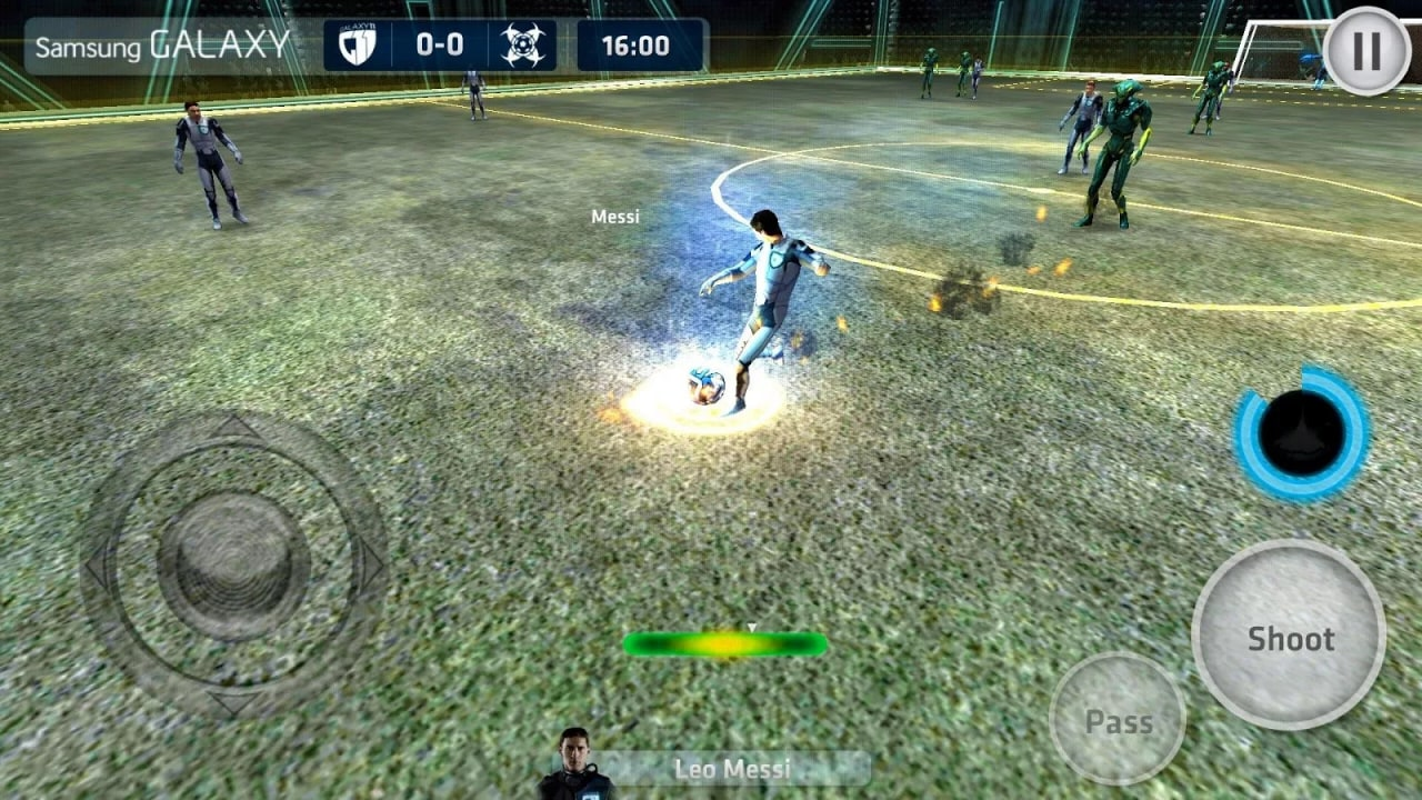 The Match Striker Soccer G11 Android (4)