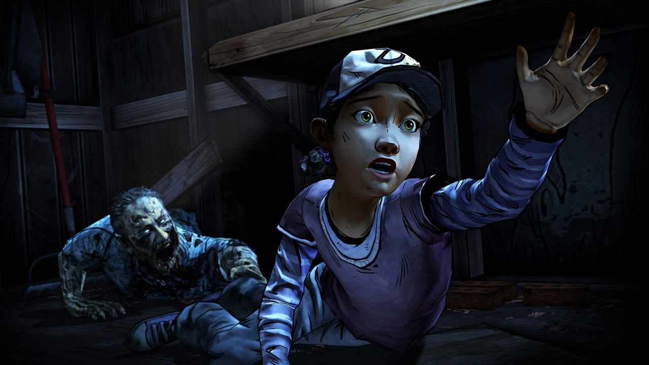 The Walking Dead Season Two Android (6)