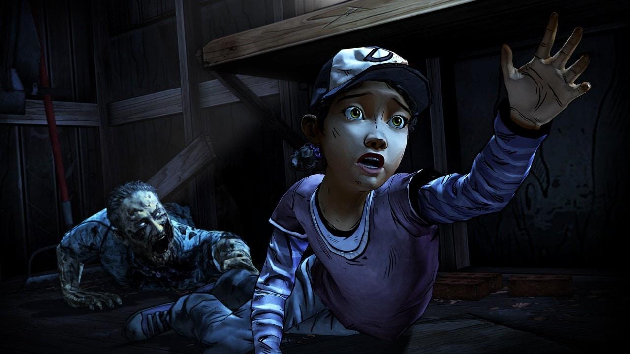 The Walking Dead Season Two disponibile in esclusiva per Kindle Fire HDX