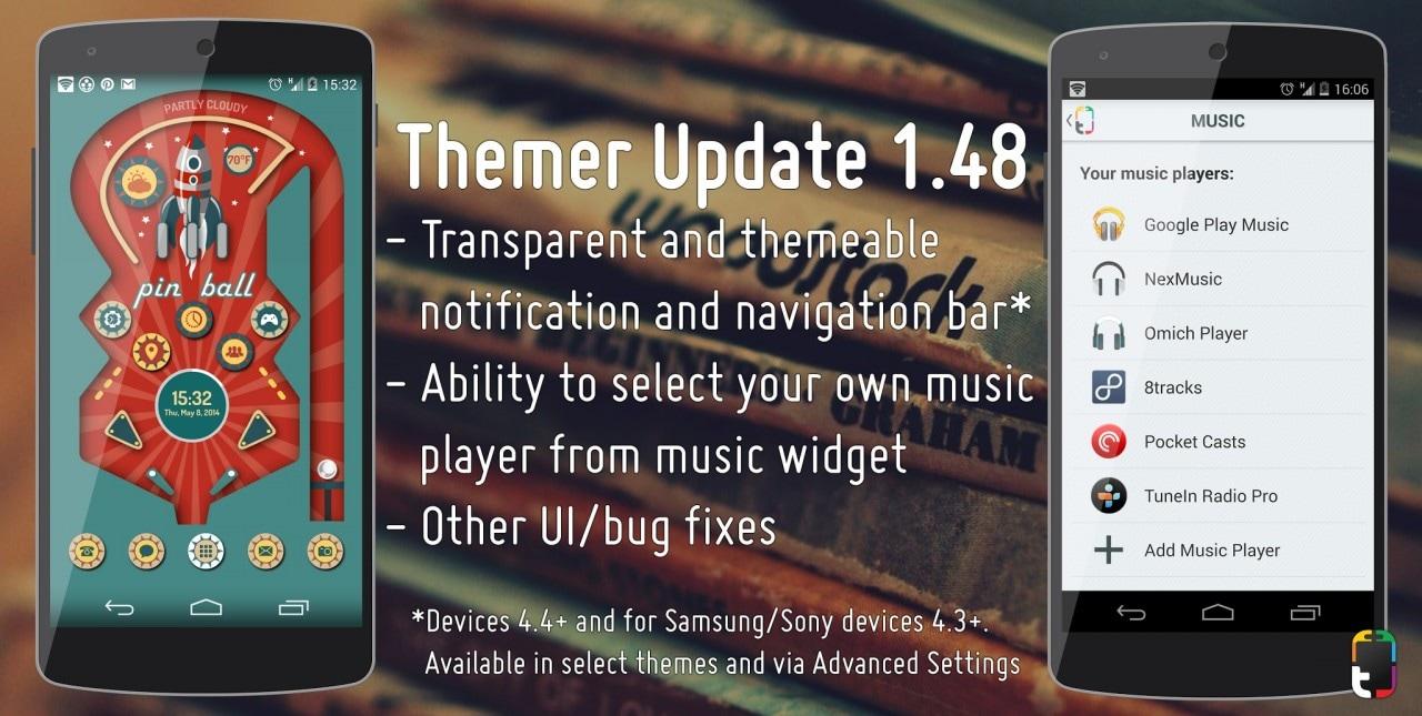 Themer update 1.48