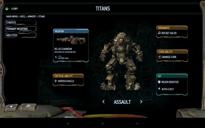 Titanfall Companion App (4)