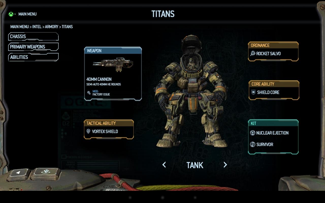 Titanfall Companion App (5)
