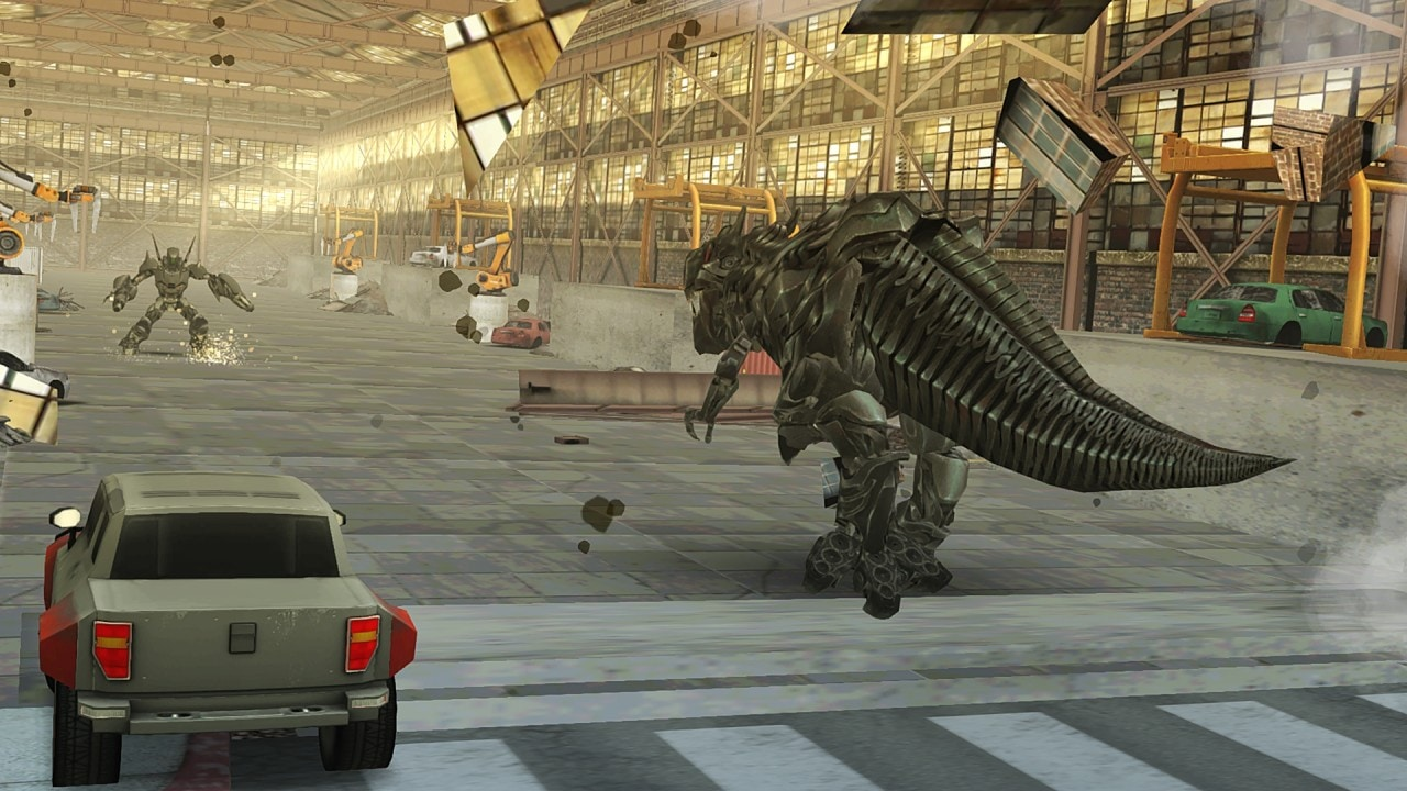 Transformers Age of Extinction: il tie-in sarà un combat runner free-to-play (foto)