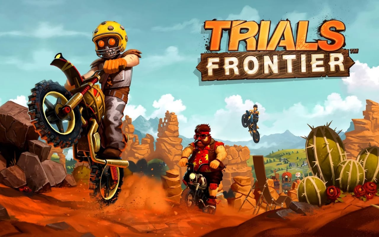 Trials Frontier Header