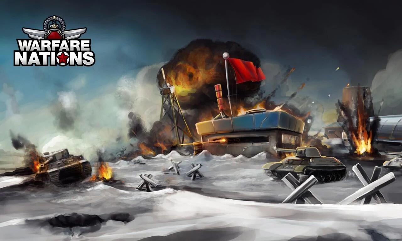 Warfare Nations: lo strategico free-to-play nella Seconda Guerra Mondiale (foto e video)