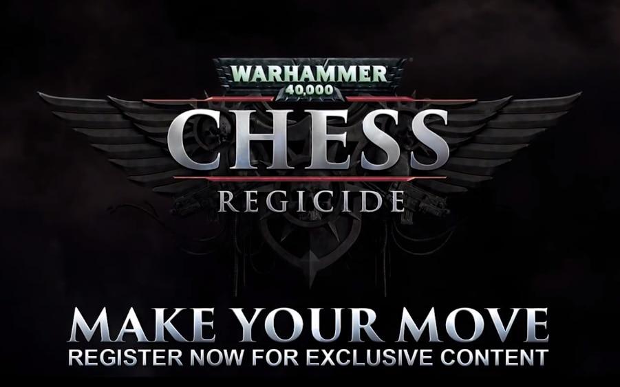 Warhammer 40K Chess Regicide