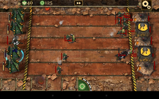Warhammer 40K Storm of Vengeance Android Sample