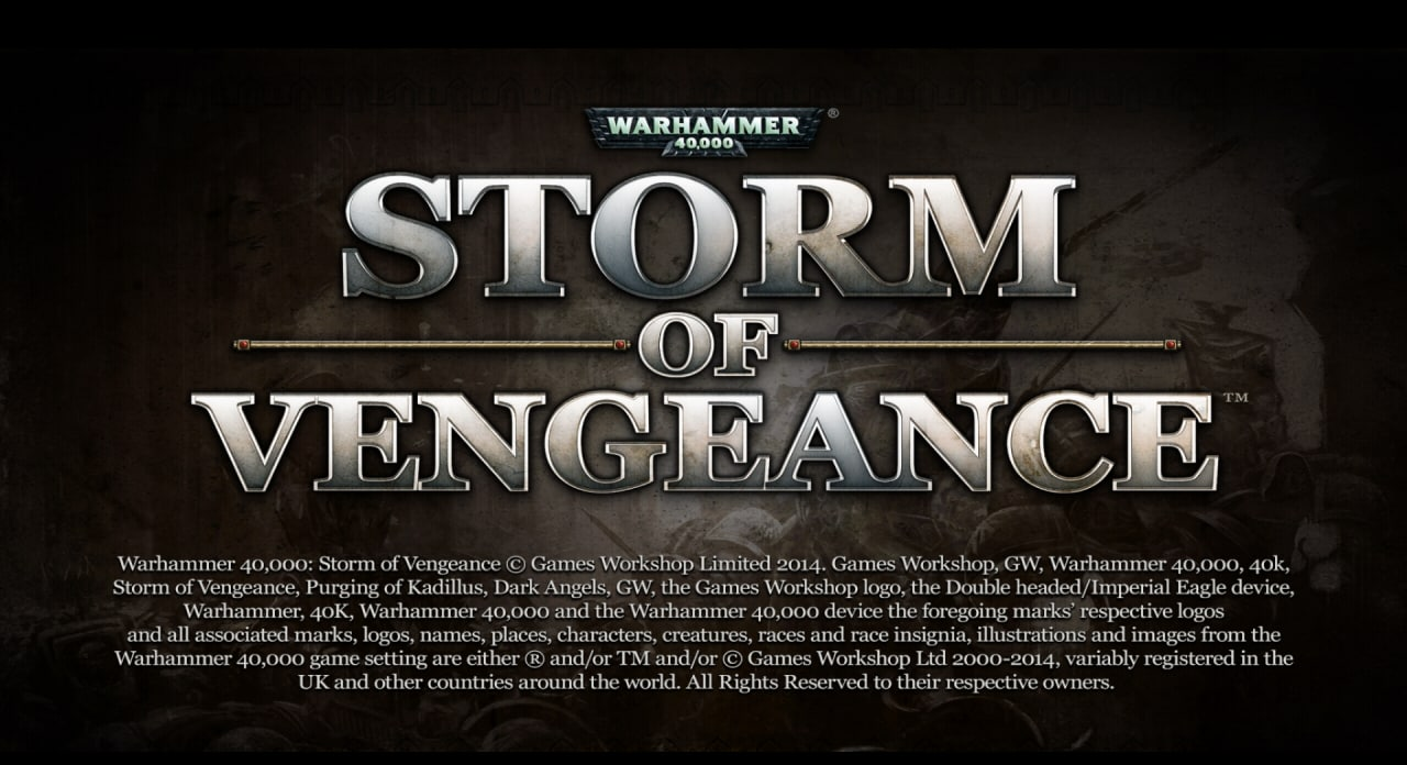 Warhammer 40K Storm of Vengeance Header