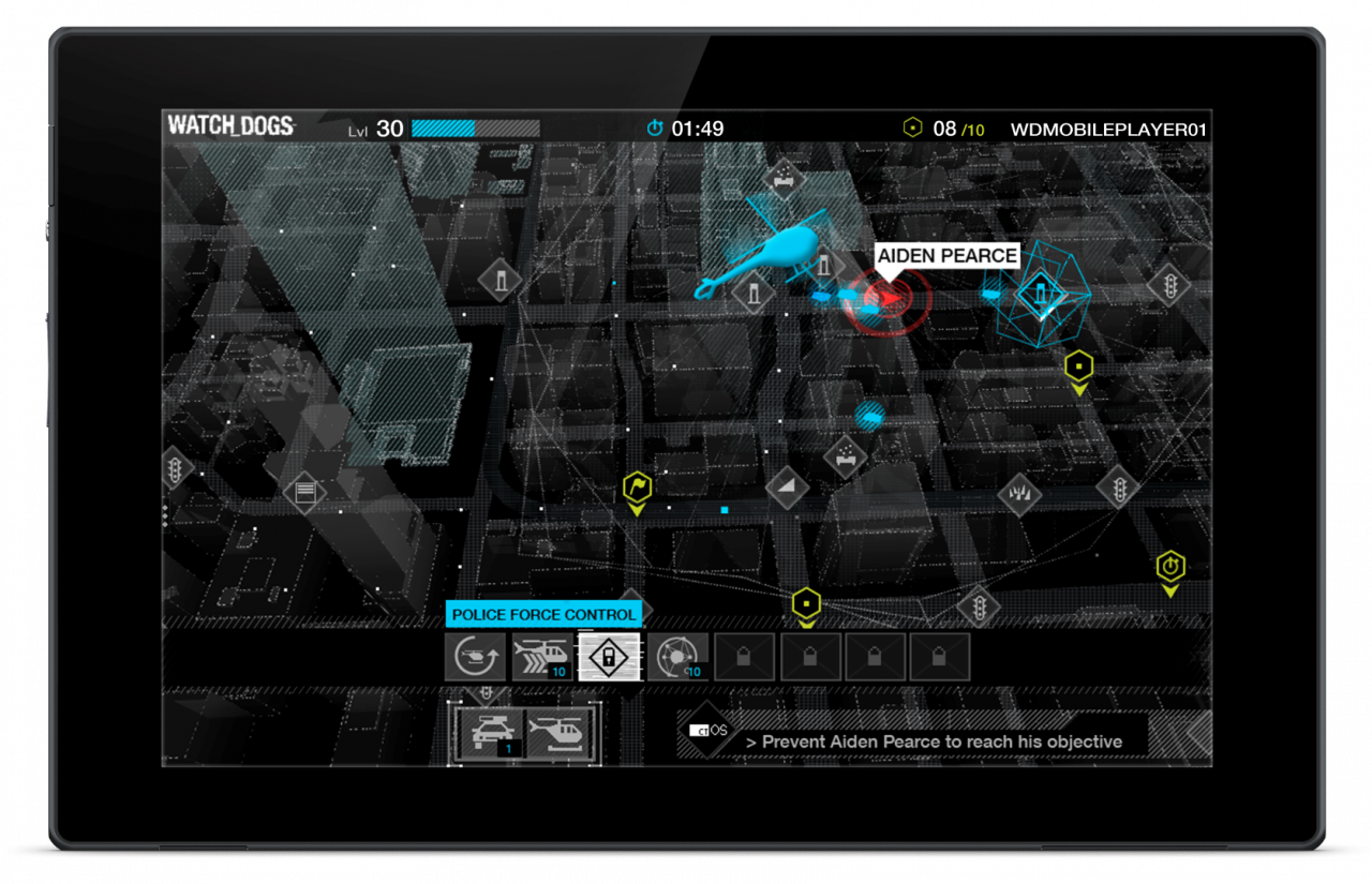 Watch Dogs ctOS Mobile app: la companion app dedicata al nuovo gioco di Ubisoft