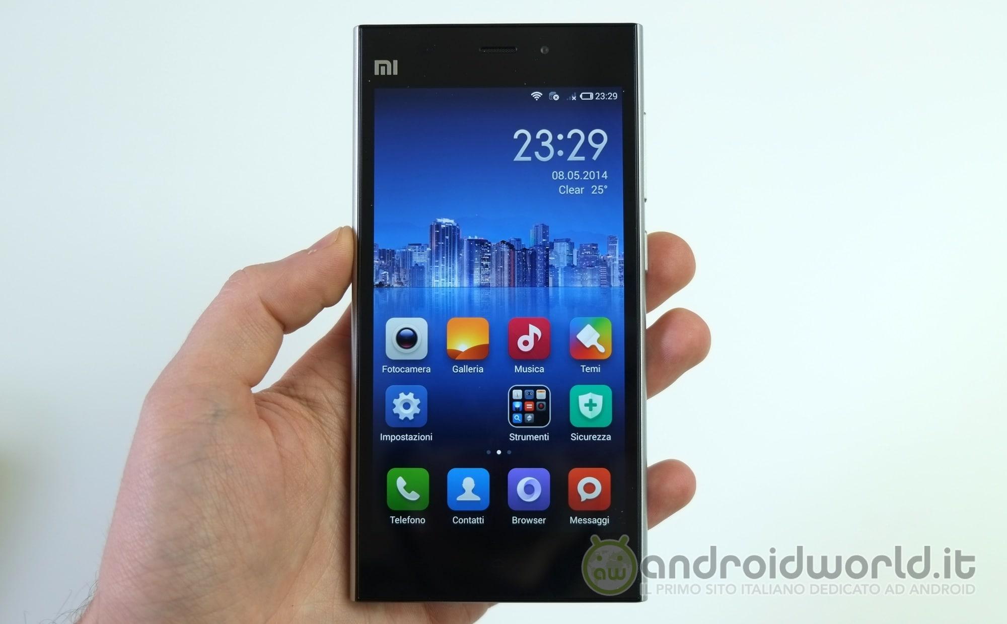 Xiaomi Mi3 10
