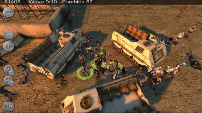 Zombie Defense Sample (2)