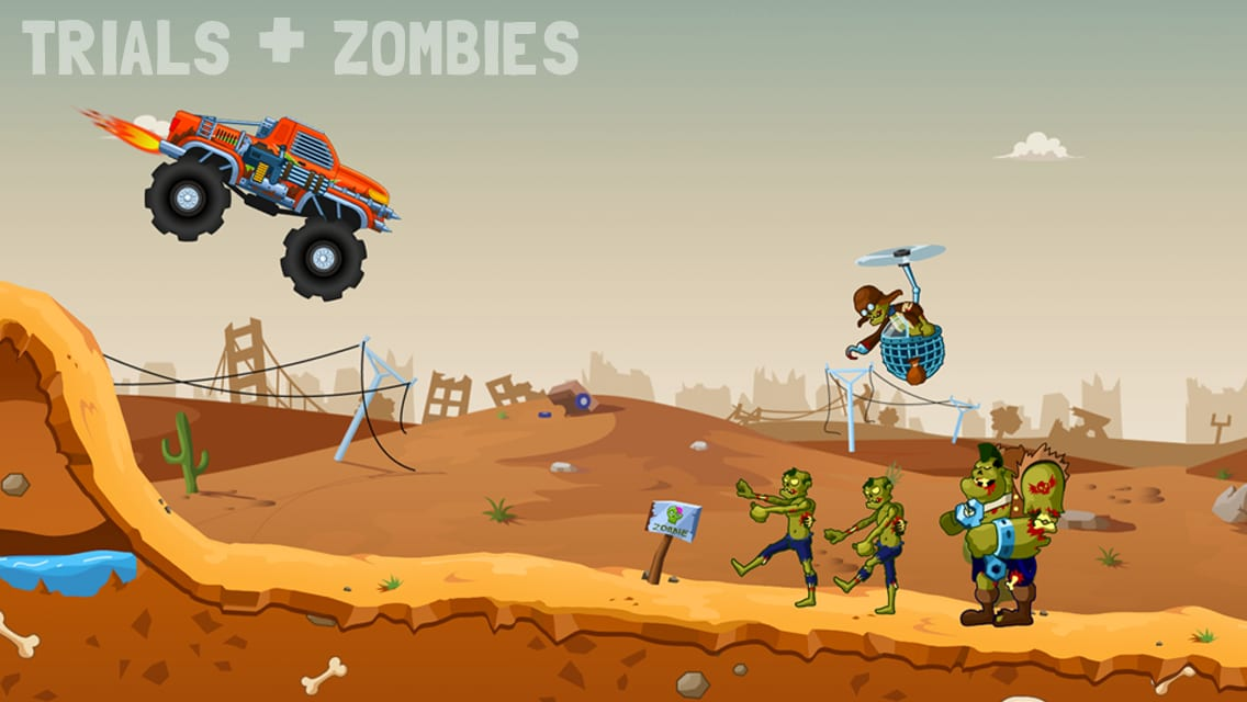 Zombie Road Trip Trials Android (3)