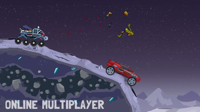 Zombie Road Trip Trials Android (5)