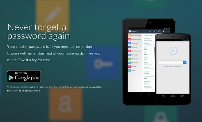 Gestire password e dati sensibili con Enpass (foto e video)