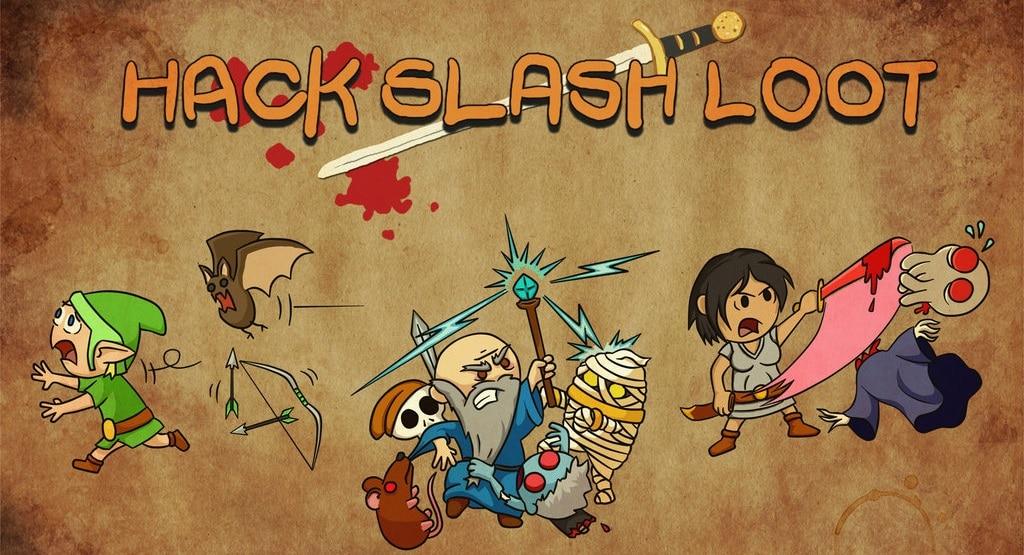 hack slash loot