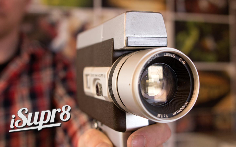 Creare video vintage sul vostro smartphone con isupr8 for Camera dei deputati telefono
