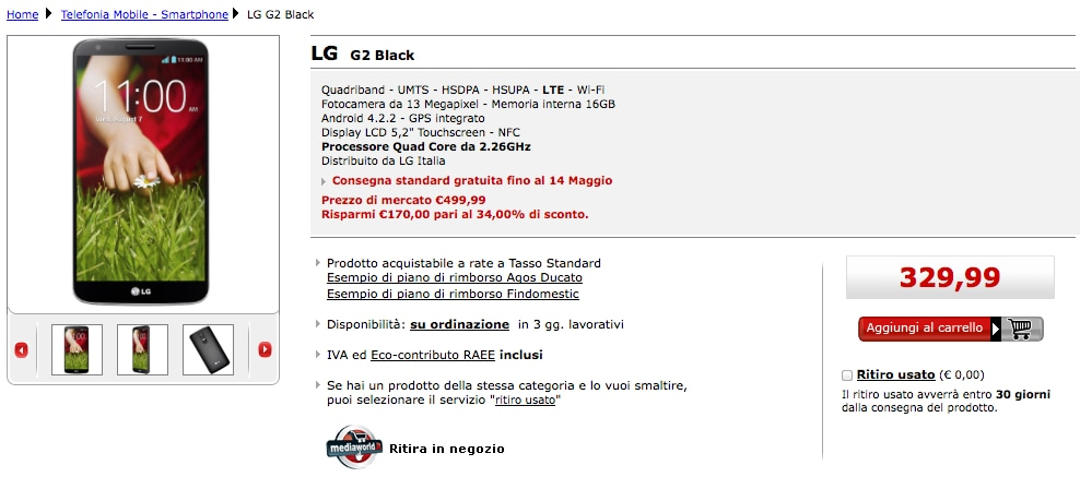 lg g2 mediaworld