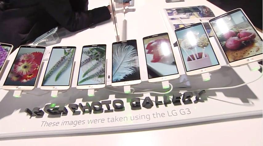LG G3 no brand si aggiorna alla versione V20f con delle patch di Google