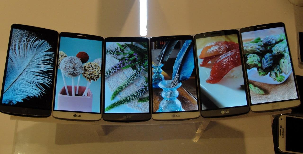 LG G Flex 2 ed LG Vu 4 confermati ufficialmente: in arrivo entro fine anno