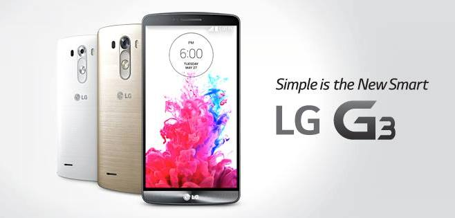 LG spiega le funzionalità di G3 (video)