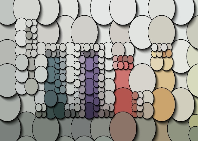 mosaic art lab_applicazione