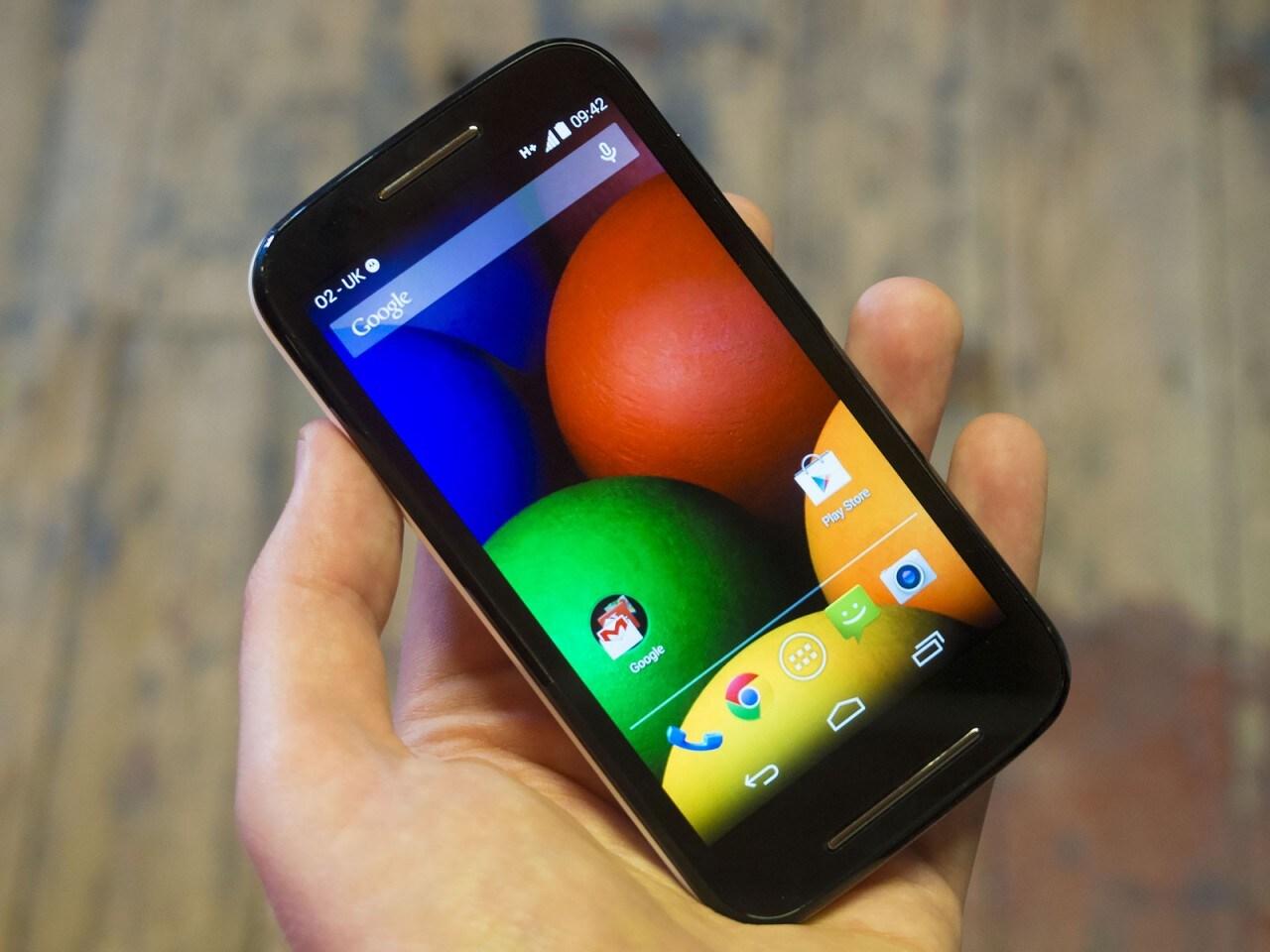 Motorola Moto E: root e recovery sono già disponibili