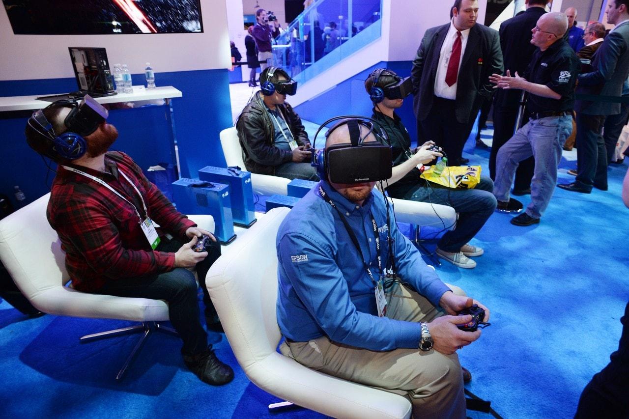 Samsung sarebbe al lavoro su un headset per realtà virtuale