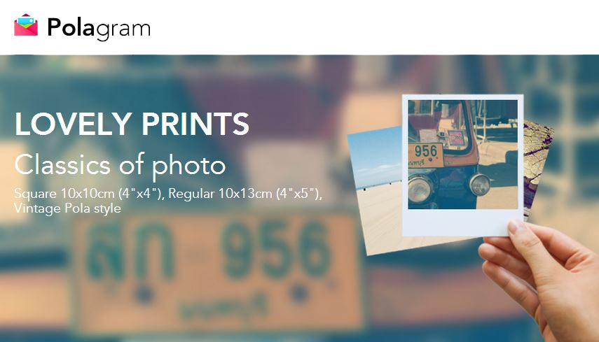 Stampare le proprie foto con Polagram (foto e video)