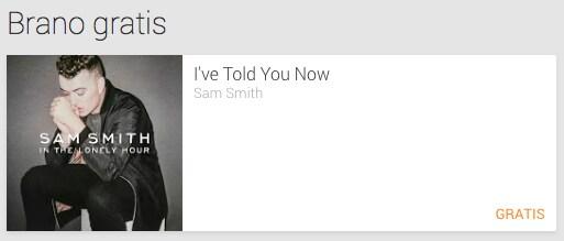 I've Told You Now di Sam Smith è il singolo gratuito di questa settimana
