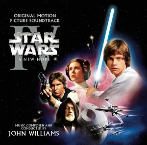 star wars episodio 4 ost
