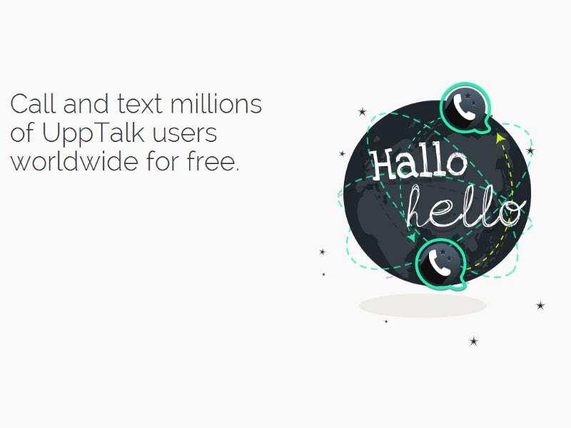upptalk_applicazione_messaggistica